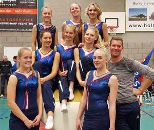 DGC senioren Fries kampioen