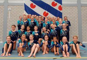 Groepsspringen Nieuwehorne 2019